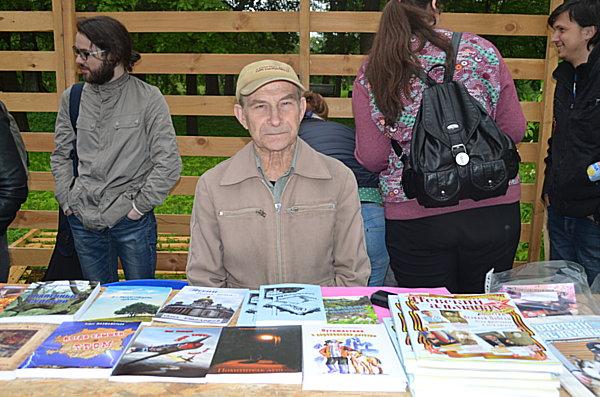 санкт-петербургский книжный фестиваль открытая книга фото #0