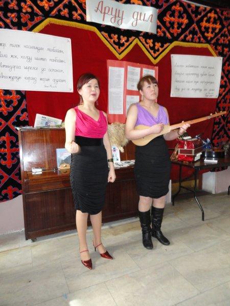 Киргизские песни 2014